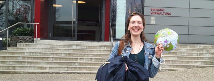 Lauras letzter Arbeitstag | wat-erleben