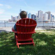 Blick von Governors Island NYC | wat-erleben