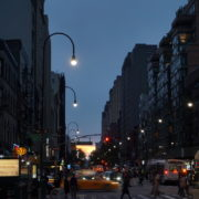 Manhattenhenge from 14th Street | wat-erleben