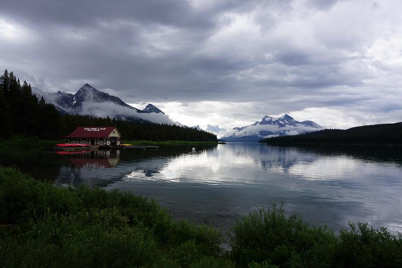 Maligne Lake | wat-erleben