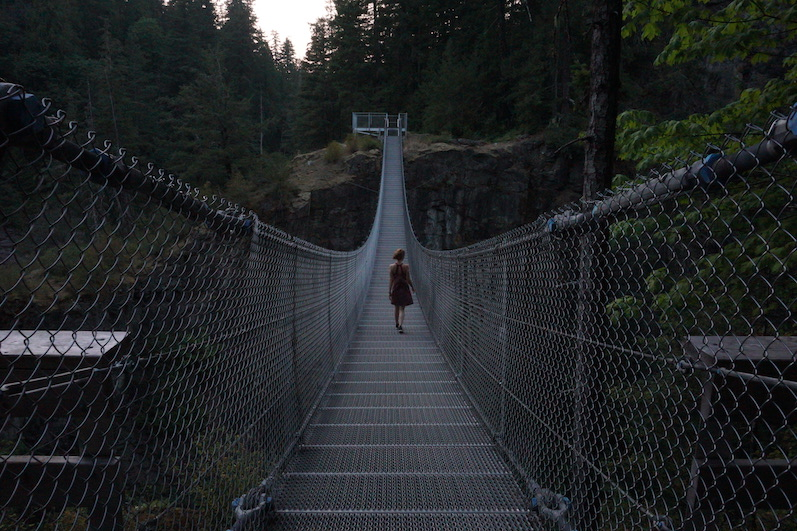 Elk Falls Suspension Bridge | wat-erleben