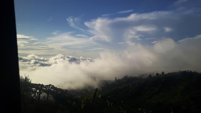 Auf dem Weg nach San Cristobal - über den Wolken | wat-erleben