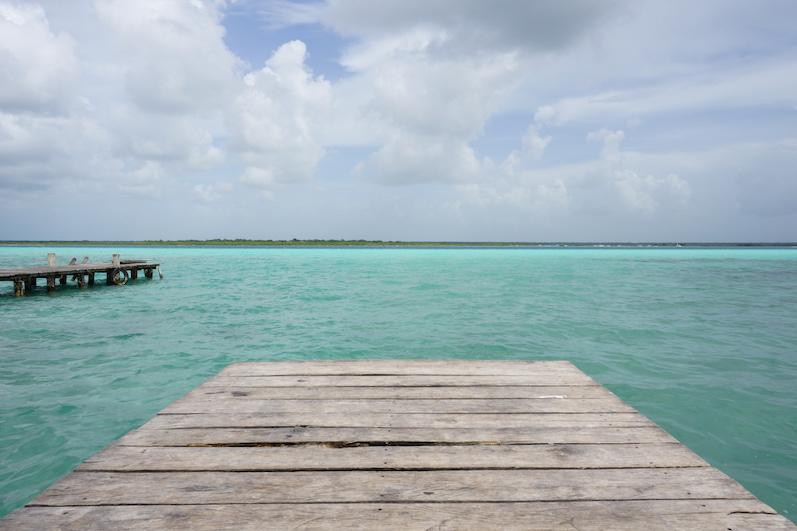 Die Lagune der sieben Farben, Bacalar | wat-erleben