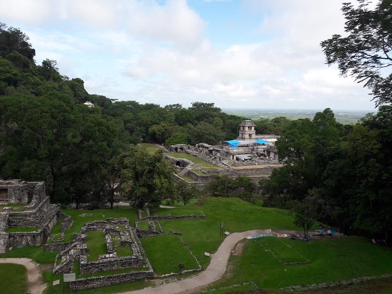 Die Ruinen von Palenque | wat-erleben