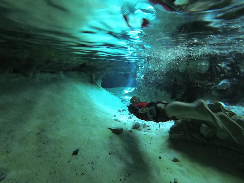 Gran Cenote Tulum | wat-erleben