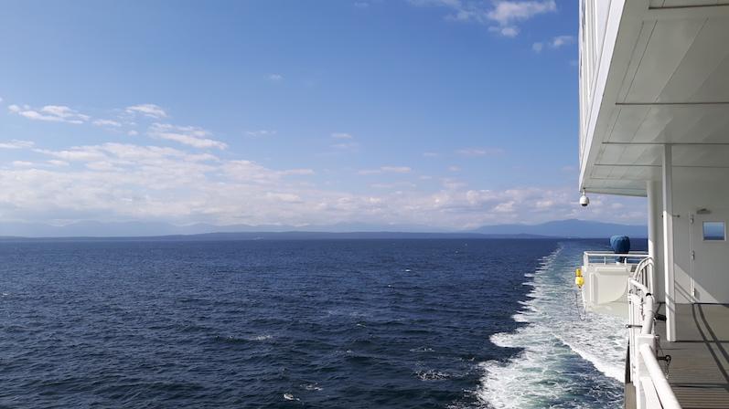Tschüss, Vancouver Island. Es war schön mit dir | wat-erleben