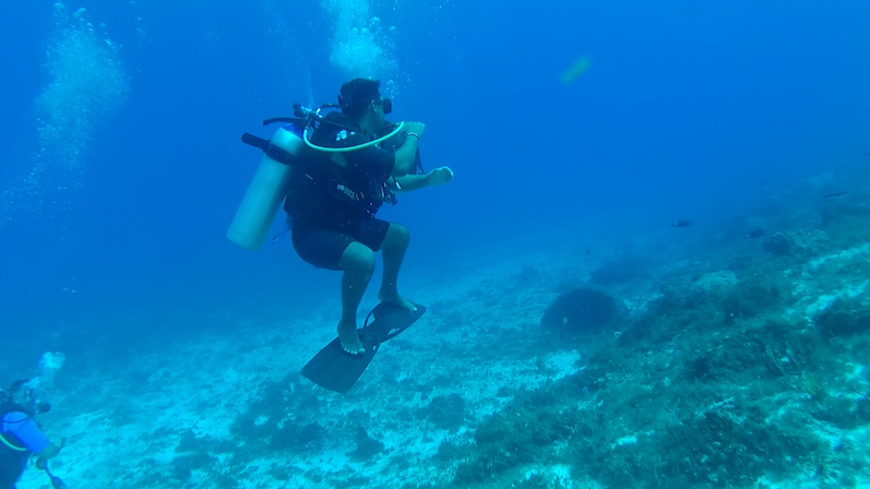 Unser Guide war anscheinend auch Surfprofi | wat-erleben