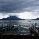 Blick vom Hostel La Iguana Perpida, Lake Atitlan | wat-erleben