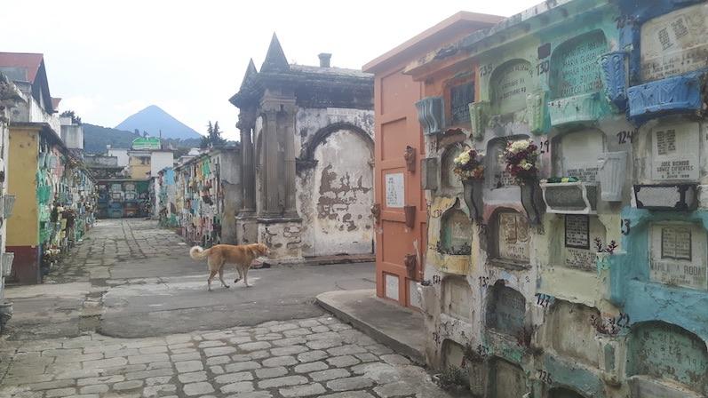 Die Friedhofsgräber von Xela | wat-erleben