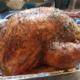 Der traditionelle Truthahn durfte natürlich nicht fehlen, Thanksgiving in NY  wat-erleben