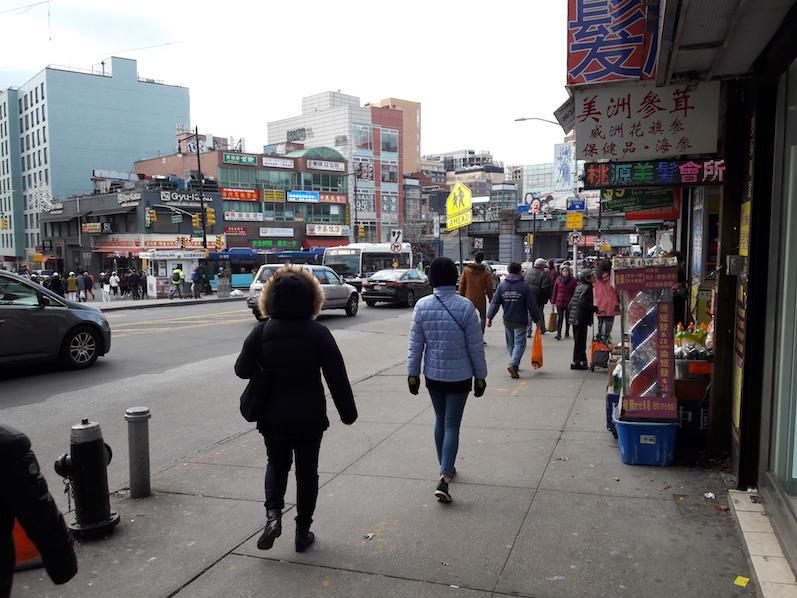 Flushing in Queens,NY | wat-erleben