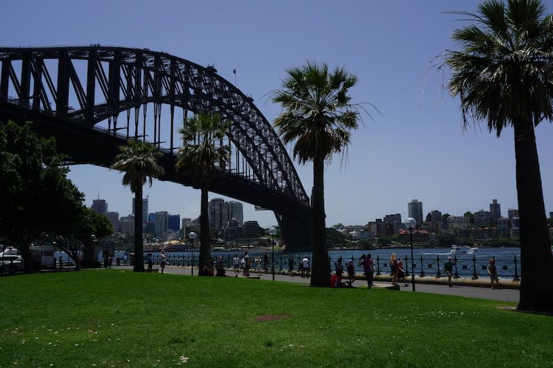 Die Harbour Bridge in Sydney | wat-erleben