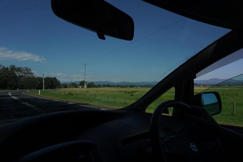 Die Landschaft änderte sich beim Roadtrip ständig, von Sydney nach Melbourne | wat-erleben