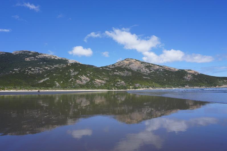 Fast ein bisschen Kanada-Gefühl am Norman Beach, Wilsons Promontory National Park | wat-erleben