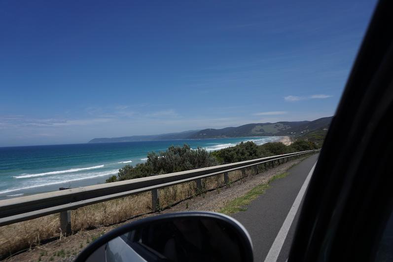 Hinter jeder Kurve eine weitere grandiose Aussicht, Great Ocean Road | wat-erleben