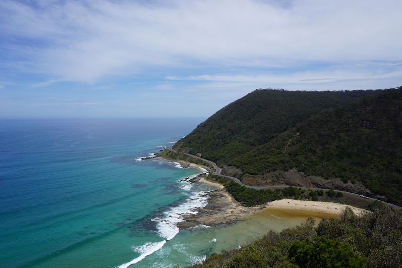 Immer der Küste entlang, Great Ocean Road | wat-erleben