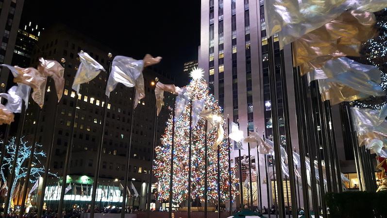 Mehr Bling Bling am Rockefeller geht nicht, New York | wat-erleben