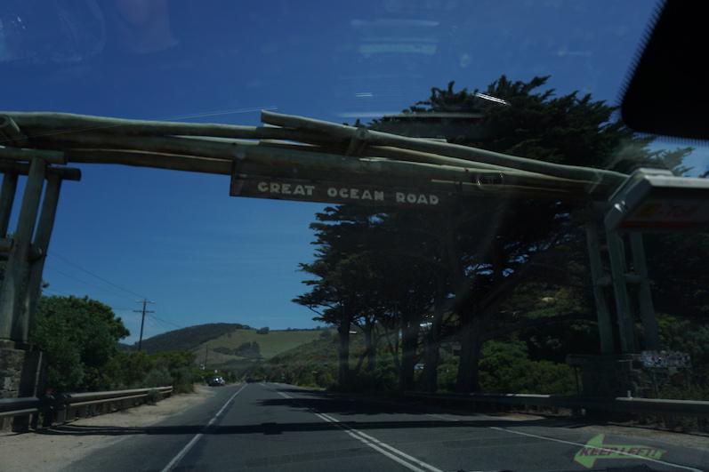 Und los gehts, Great Ocean Road | wat-erleben
