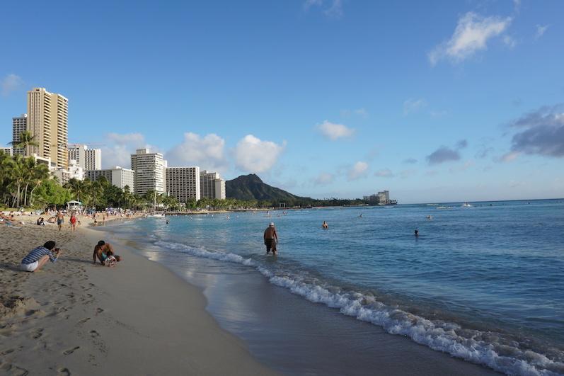 Waikiki Beach, O´ahu | wat-erleben