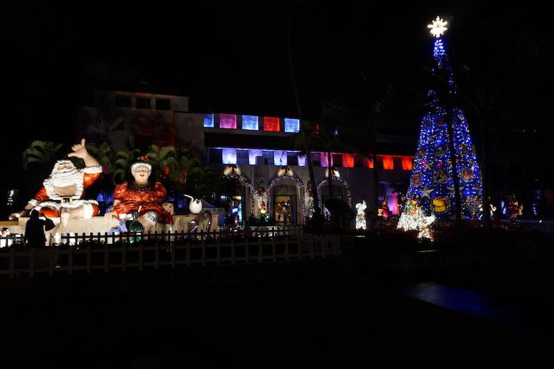 Weihnachten auf hawaiianisch, O´ahu | wat-erleben