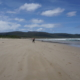 Ein riesiger Strand - menschenleer, Cloudy Bay | wat-erleben