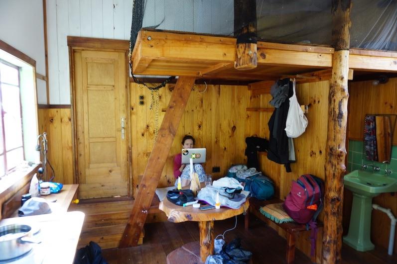 Unser Apartment wie auf der Alm, Bruny Island | wat-erleben