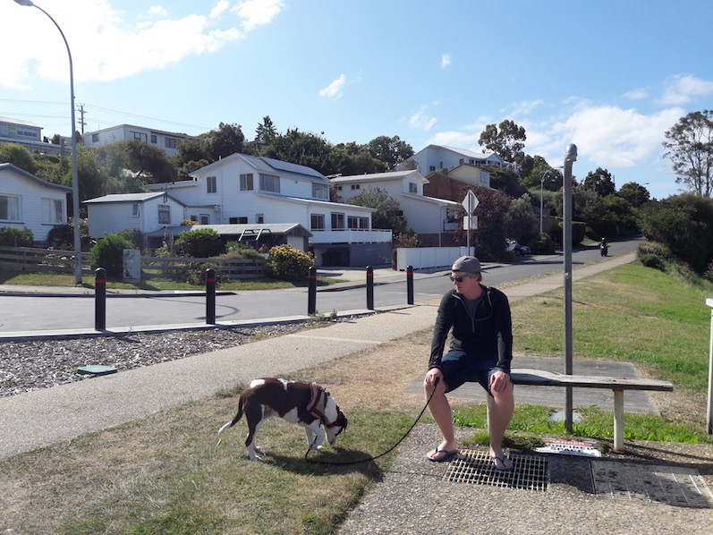Unterwegs mit Lilly, Hobart | wat-erleben