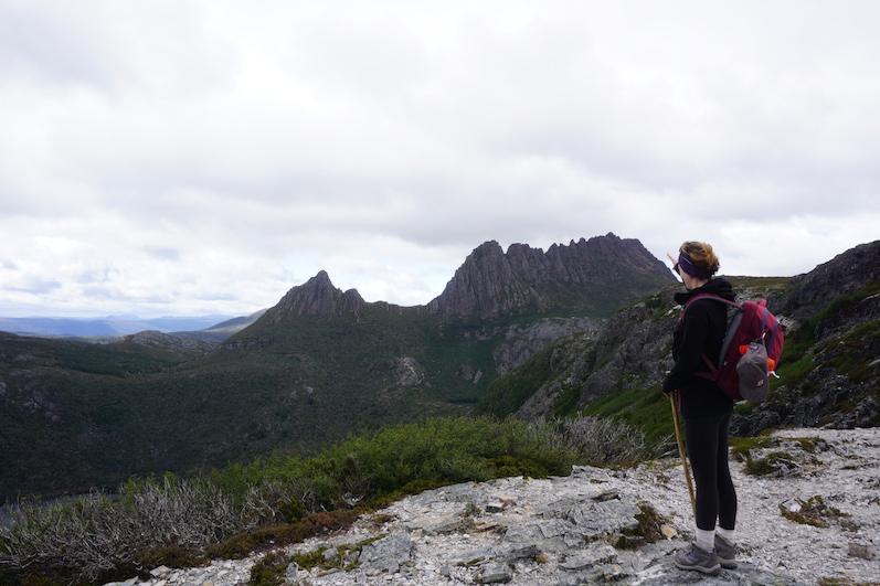 Das Ziel in weiter Ferne, Cradle Mountain, Tasmanien | wat-erleben