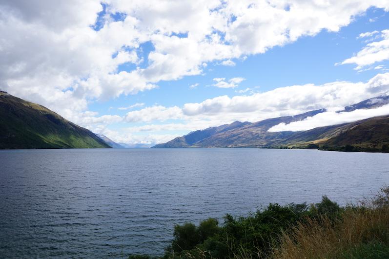 Der Weg nach Wanaka hat uns super gut gefallen, Neuseeland | wat-erleben