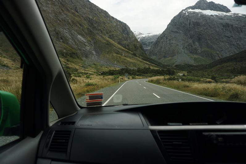 Der Weg zu Milford Sound, Neuseeland | wat-erleben