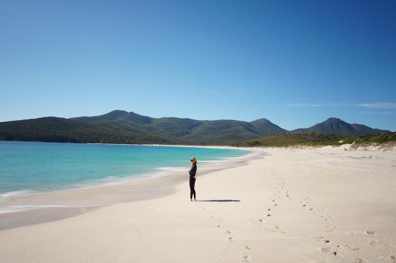 Es wird schwierig diesen Strand zu toppen, Wineglass Bay, Australien | wat-erleben