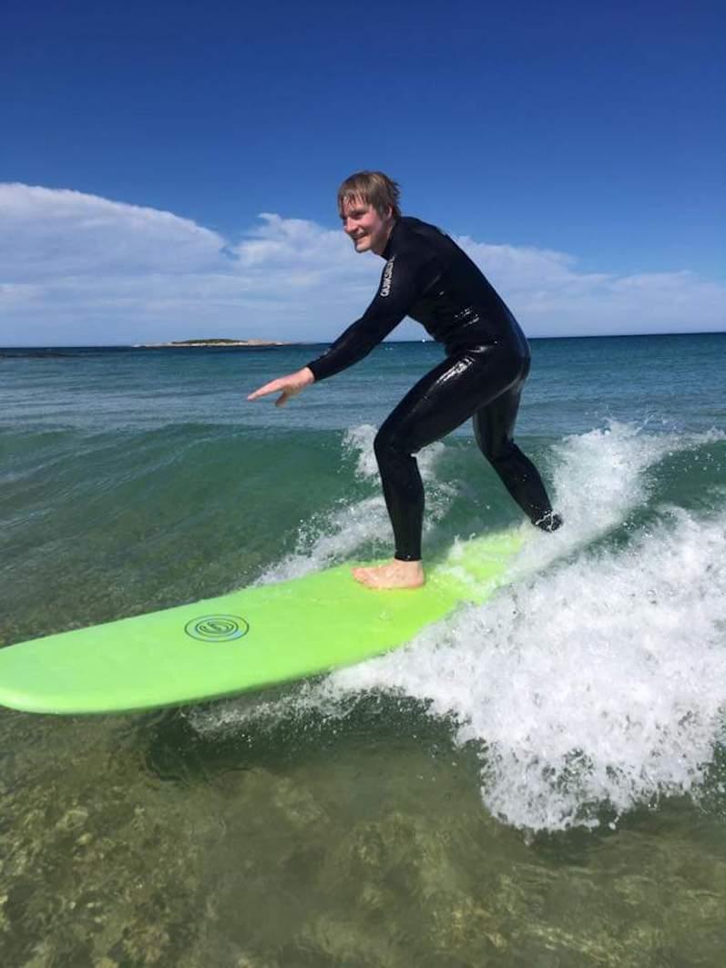 Gelernt ist gelernt, Scamander, Tasmanien | wat-erleben