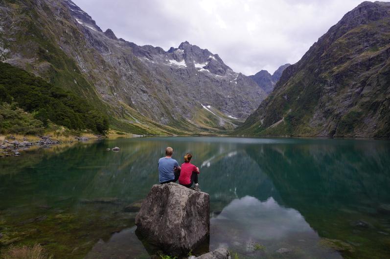 Lake Marian, Neuseeland | wat-erleben