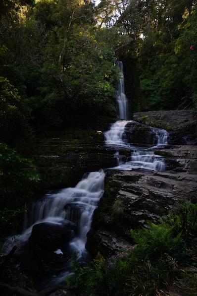 Mc Lean Falls, Neuseeland | wat-erleben