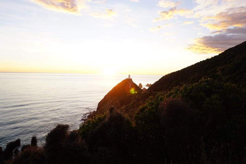 Nugget Point Lighthouse, Neuseeland | wat-erleben