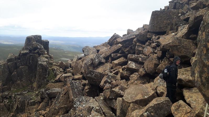 So kann ein Wanderweg also auch aussehen, Cradle Mountain, Tasmanien | wat-erleben