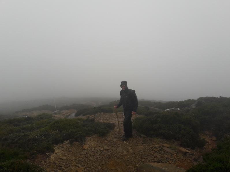 Wie Sie sehen, sehen Sie nichts, Cradle Mountain, Tasmanien | wat-erleben