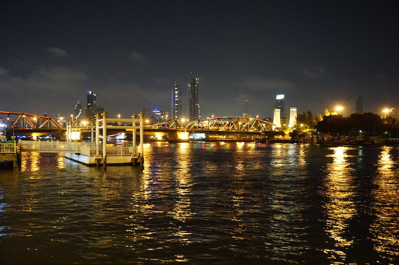 Bangkok bei Nacht, Thailand | wat-erleben