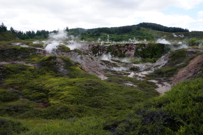 Craters of the Moon, Neuseeland | wat-erleben