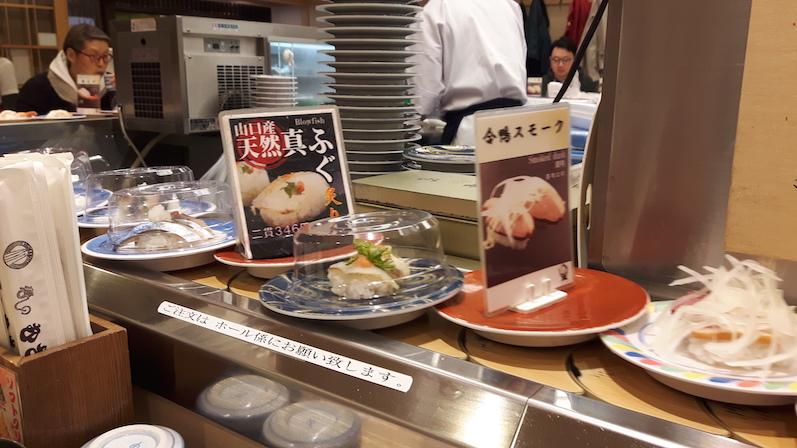 Der Kugelfisch schmeckt nicht besonders, Kyoto Japan | wat-erleben
