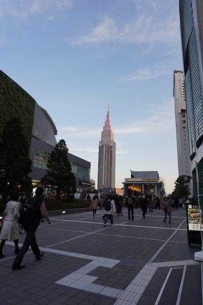 Die Nachbildung des Empire, Tokio, Japan |wat-erleben