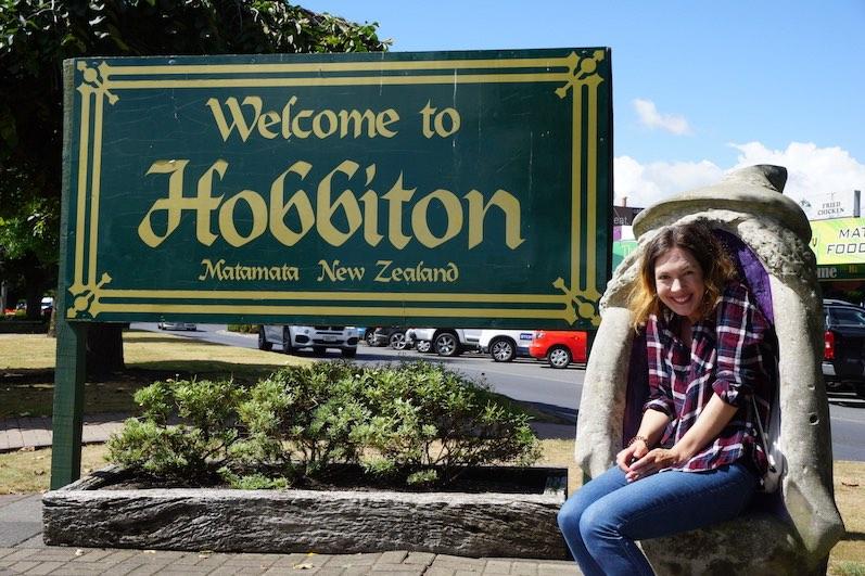 Ich geh durch als Hobbit, Matamata, Neuseeland | wat-erleben