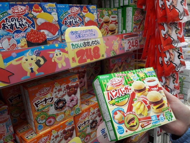 Ich glaube, das war die schlimmste Wahl von allen, Popin' Cookin', Don Quijote, Tokio | wat-erleben