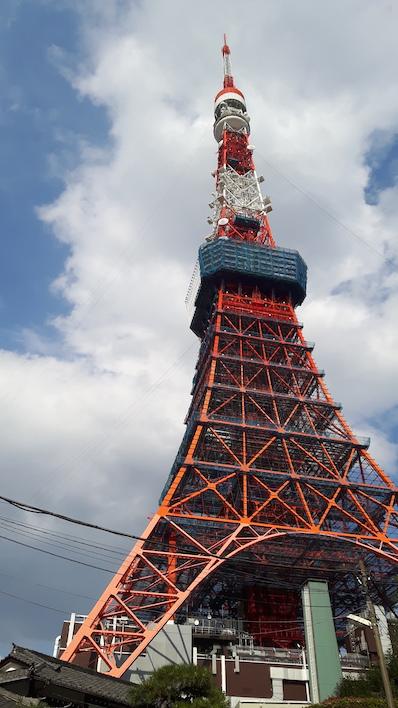 Le Tour Eiffel mitten in Tokio, Japan |wat-erleben