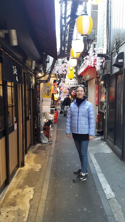 Memory Lane, Tokio | wat-erleben