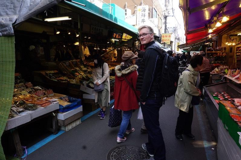 Tsukiji-Outer-Market, Tokio | wat-erleben