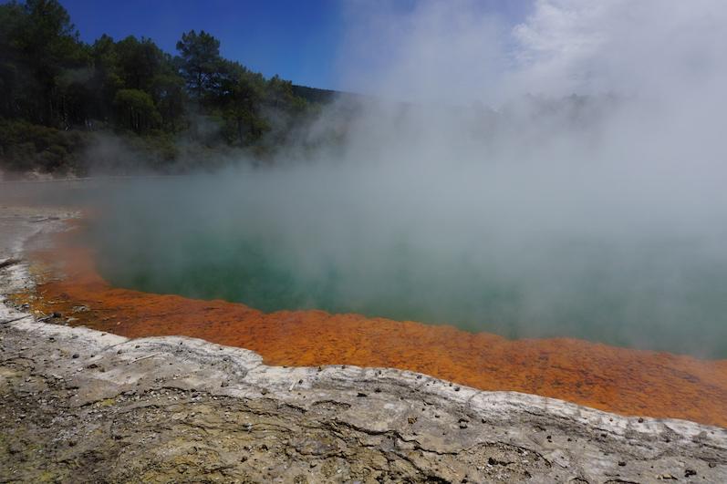 Wai-O-Tapu , der Champagner-Pool, Neuseeland | wat-erleben