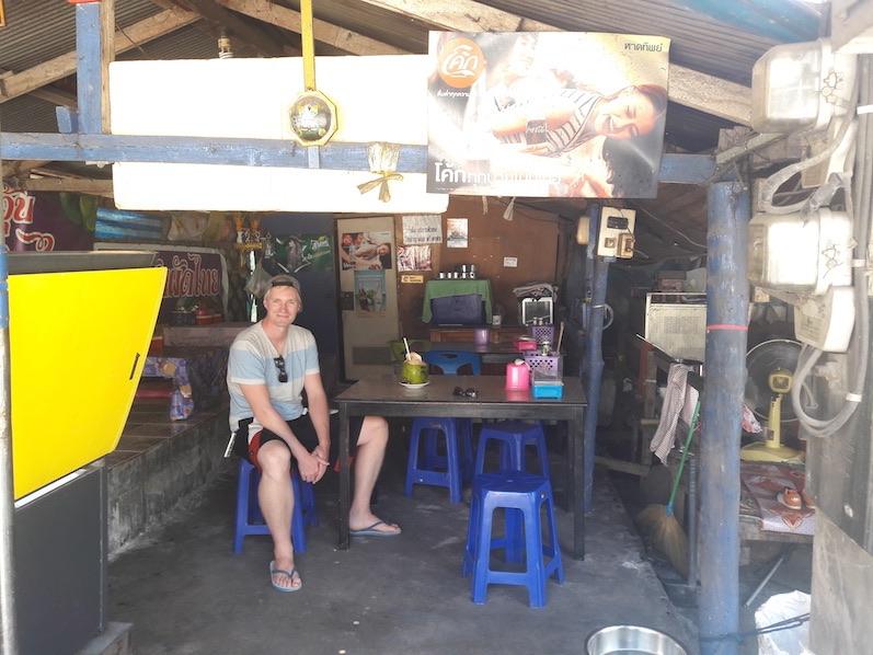 Das beste Essen gibt es am Straßenrand, Koh Tao | wat-erleben