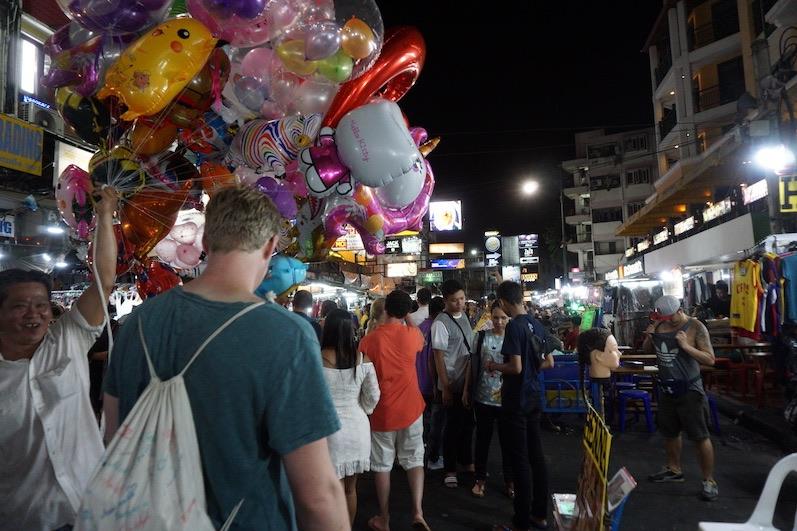 Erinnert ein wenig an die Kirmes, Bangkok |wat-erleben