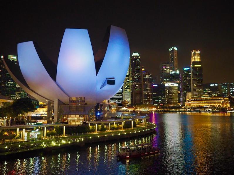 Sieht nicht jedes Theater so normal aus, Singapur | wat-erleben